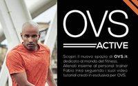 OVS si dà al fitness con OVS Active