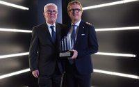 Tecnica Group e Carvico ricevono il premio 'Imprenditore dell'anno' di EY