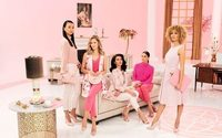 Ted Baker backs pink trend with capsule collection, creative marketing
