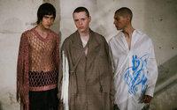 Bed J.W. Ford svela la sua street-couture e la co-lab con Adidas a Firenze