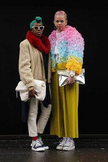 Street Fashion London N263