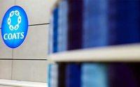 Leading thread manufacturer Coats enters FTSE 250 list