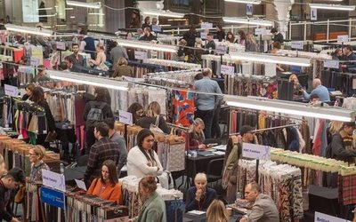 Texworld and Apparel Sourcing draw 15,034 buyers - News