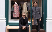 Casely-Hayford opens UK flagship store