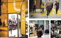 Lolë teste ses pop-up stores en région
