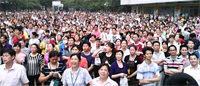 China: greve sem precedentes em um fornecedor da Adidas e da Nike