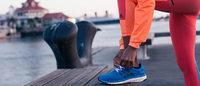 Adidas pop up at London's Victoria Park