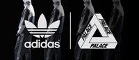 アディダス オリジナルス×スケートブランド「PALACE」 48時間限定で新作販売