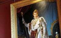 Gold leaf from Napoleon's crown to go under hammer