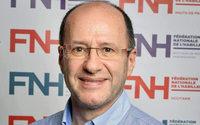 Eric Mertz, nouveau président de la Fédération Nationale de l'Habillement