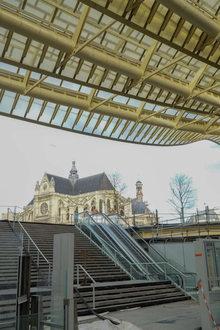 Chantier Forum Des Halles