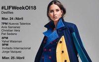 Lima Fashion Week anuncian el calendario de su edición otoño invierno 2018