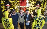 Marcel von Berlin präsentiert Pop-Up-Ausstellung mit Urban Art Trio Ron Miller