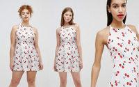 Asos будет представлять одежду на разных типах фигур