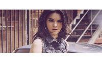 Kendall Jenner estrela campanha de marca 'jeanswear'