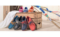 TBS propose de personnaliser son modèle iconique de chaussure