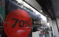 Las ventas textiles caen un 2,6 % en noviembre, tras sumar seis años al alza