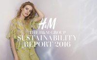 """H&M sempre più green: nuovi obiettivi nel """"Sustainability Report 2016"""""""