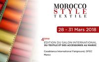 Fileira têxtil expõe em Marrocos