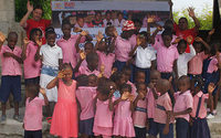 Haiti: Olymp-Bezner-Stiftung unterstützt Schulneubau