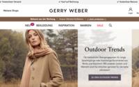 Gerry Weber baut Online-Präsenz in Europa aus