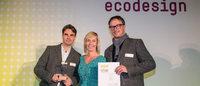 Wunderwerk mit Bundespreis Ecodesign 2014 ausgezeichnet
