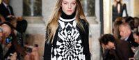 Autunno-inverno 2015: geometrie ipnotiche e pattern grafici dominano il guardaroba di stagione