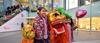 Westfield expects record number of visitors for Chinese New Year