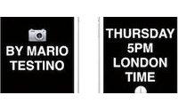 Burberry: Mario Testino'dan Snapchat'e özel kampanya