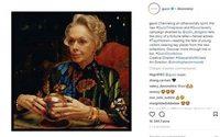 Tippi Hedren protagoniza nova campanha de joias da Gucci