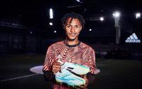 Valentino Lazaro designt eigenen Fußballschuh mit Adidas