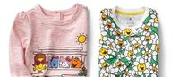 Gapとミスターメン リトルミスがコラボ、ベビー服コレクションを発売