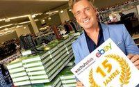 Schuhplus: 15 Jahre Präsenz auf Ebay