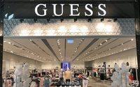 Guess пришел в Mega Kazan Mall