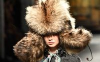 Extravagant accessories energize Paris men's shows
