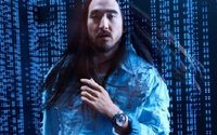 "Diesel lancia gli orologi ""Transparency"" con Steve Aoki"