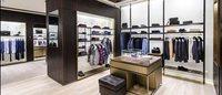 Brioni: una nuova boutique a Mosca