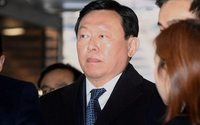 Arrest of Lotte chairman spark fears of leadership vacuum, shares tumble
