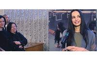 Открылась новая фотовыставка модного дома Татьяна Парфеновой