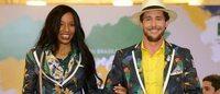 Comitê Paralímpico exibe uniformes de cerimônias da Rio 2016