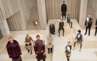 Burberry: Menswear in the wilderness at Horseferry Road