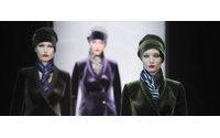 Italia: la moda femenina registró un ligero descenso en 2012
