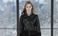 Longchamps Runway debütierte hoch im Himmel von New York