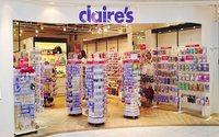Claire's отрицает возможность закрытия магазинов