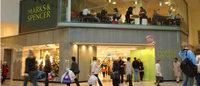 马莎百货在英国本土市场份额继续下滑