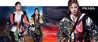 「プラダ」最新ウィメンズ広告にステラ・テナントらトップモデル27名を起用