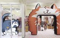 Louis Vuitton x Grace Coddington pop-up opens in Selfridges London