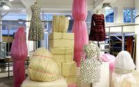 Dover Street Market London unveils Molly Goddard installation