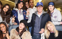 Tommy Hilfiger zeigt in L.A. sein Tommyland
