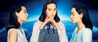 ケンゾー15年春夏の顔は松岡モナ 海外ブランド広告出演は初